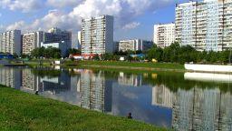 Идеално време за футбол в Москва