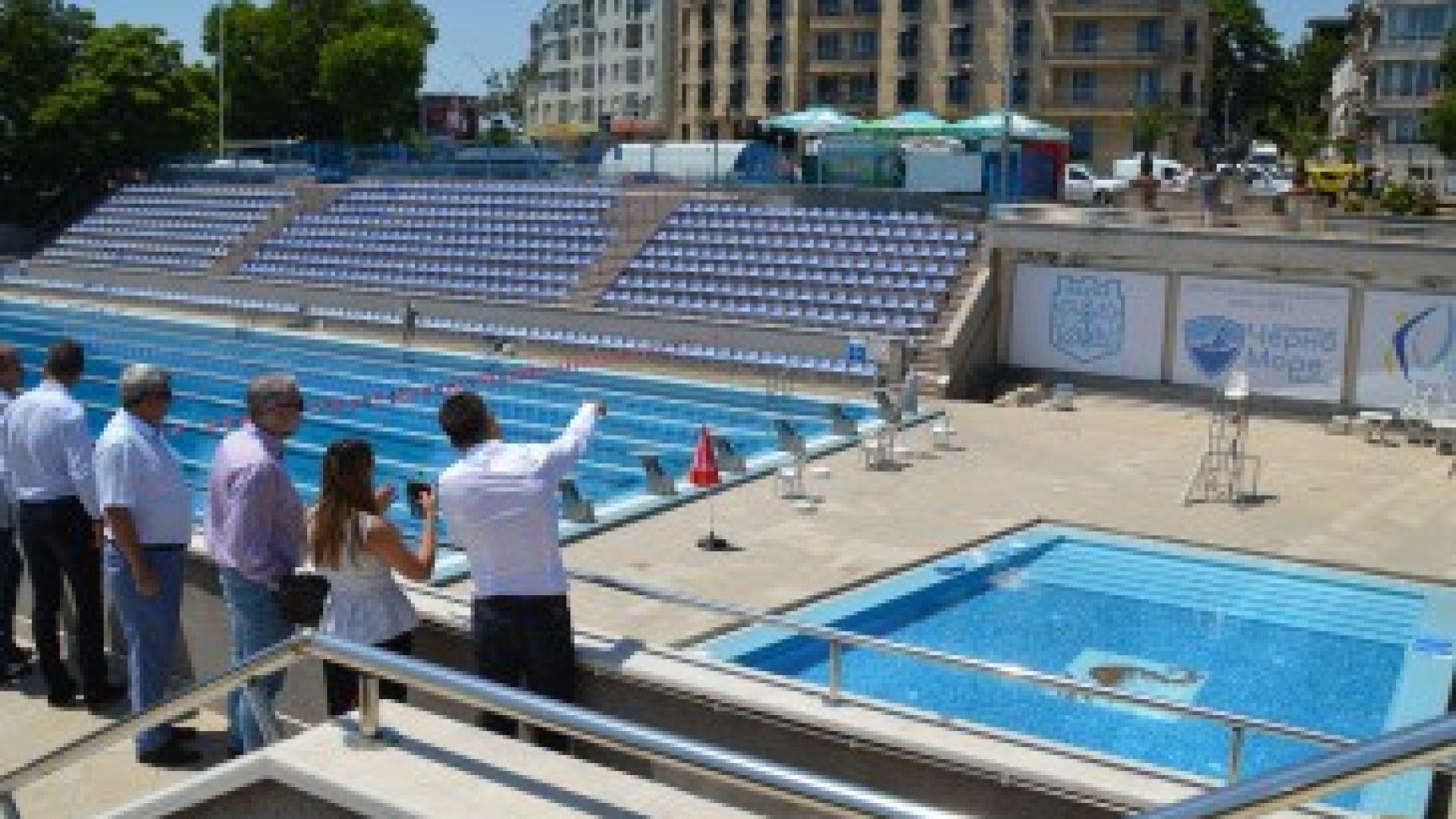 Варна получи 84,5 точки за Европейски град на спорта