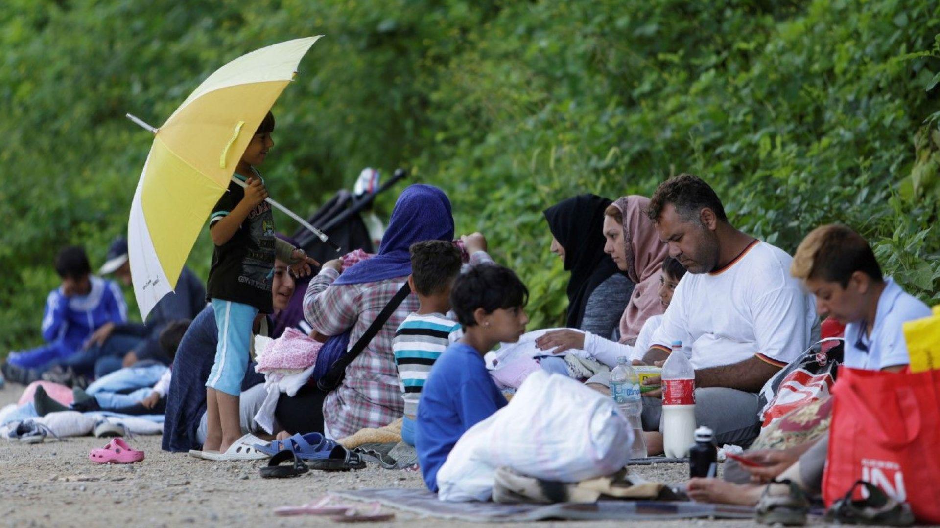 """Австрия, Германия и Италия правят """"ос"""" против мигрантите"""