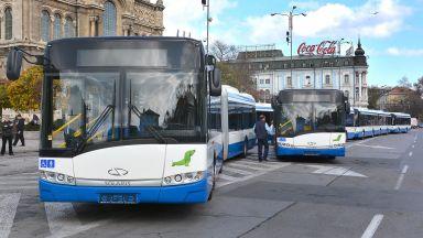 Протест: 2000 автобуса ще оставят пътници без превоз час и половина