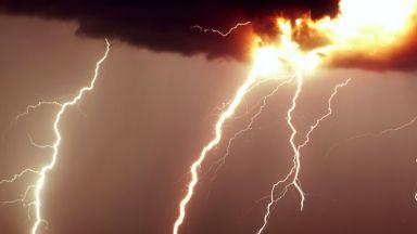 Още бури и градушки, оранжев код за Западна България