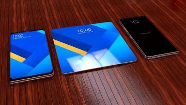 Сгъваемият  Samsung Galaxy X ще струва 3000 лева?