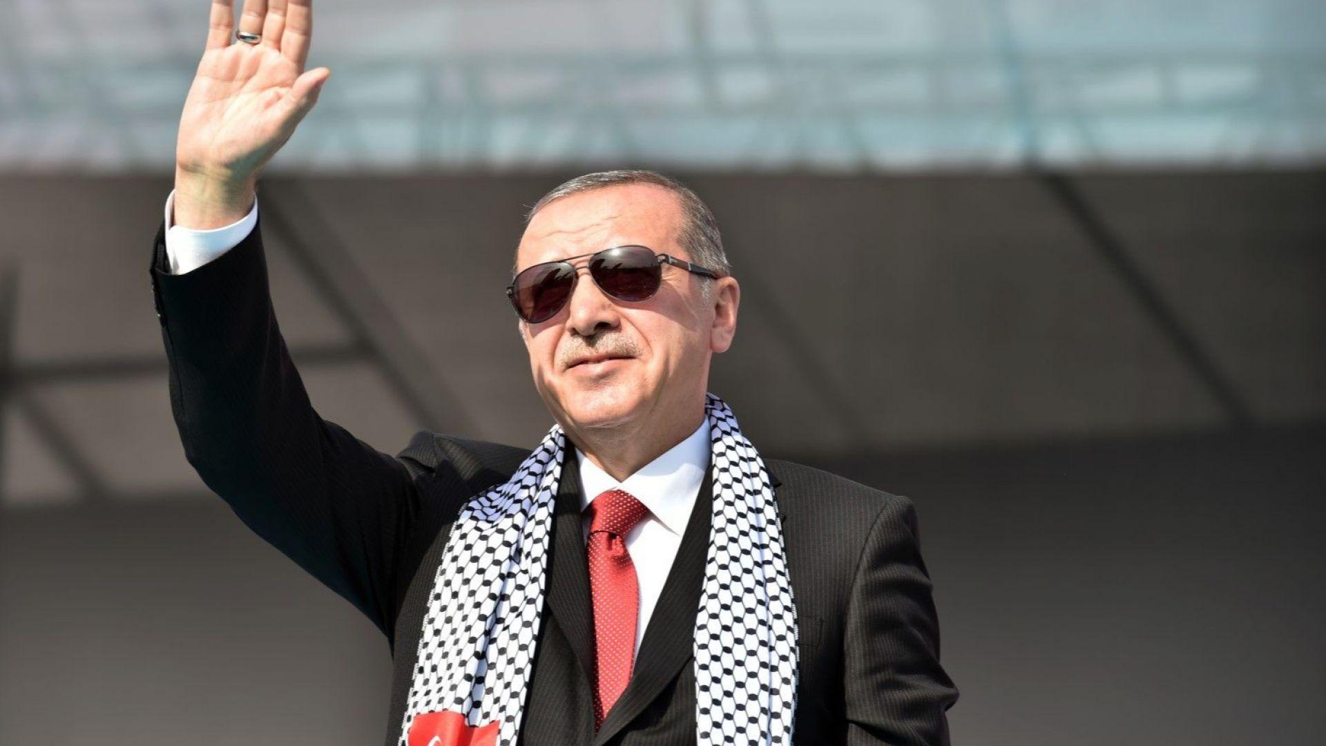 Ердоган: България се отказа от руски газопровод и това бе в наша полза. Затова Европа ще купува газ от нас