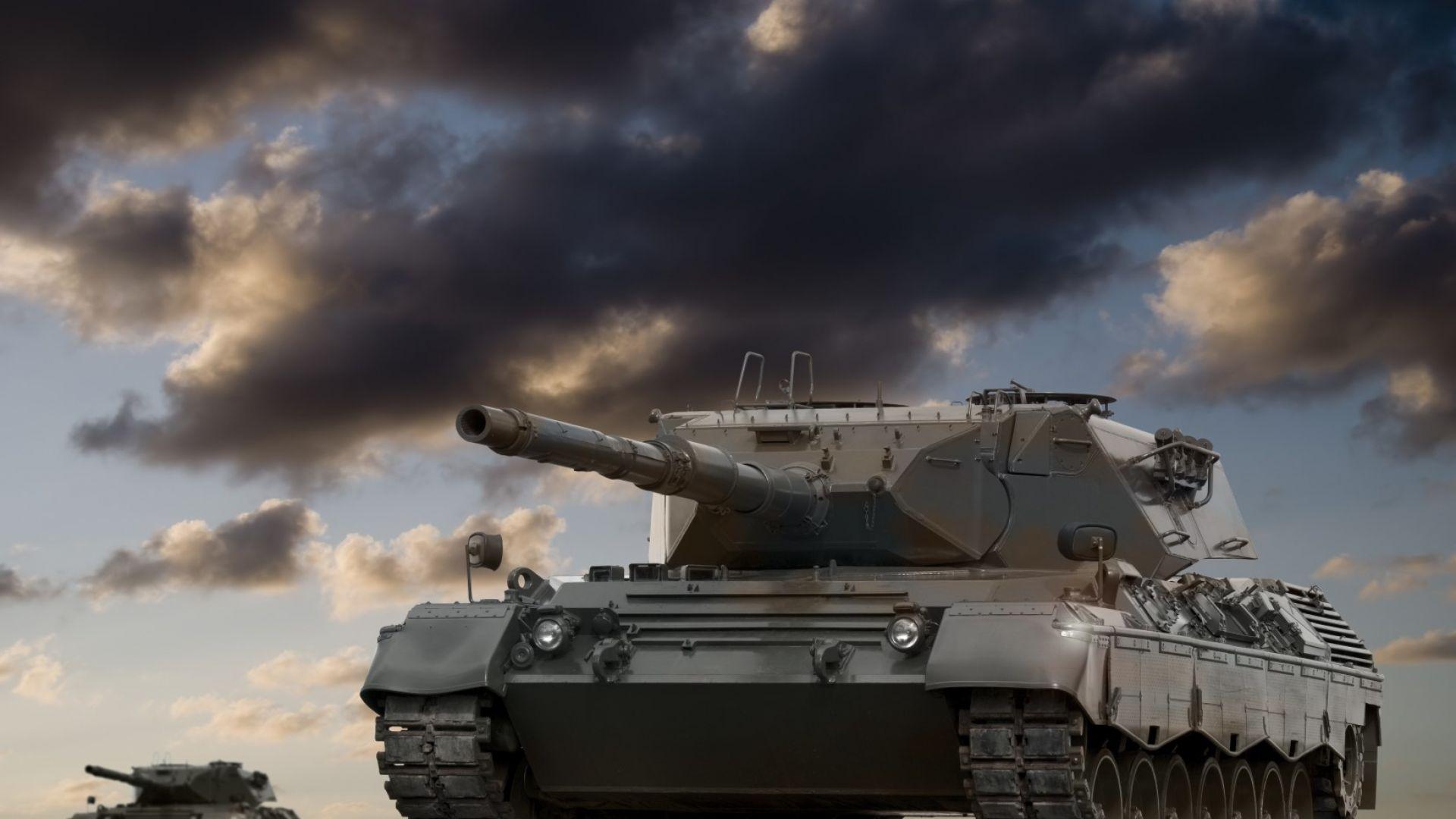 Германия и Франция разработиха и произведоха нов танк за първи път от 30 години