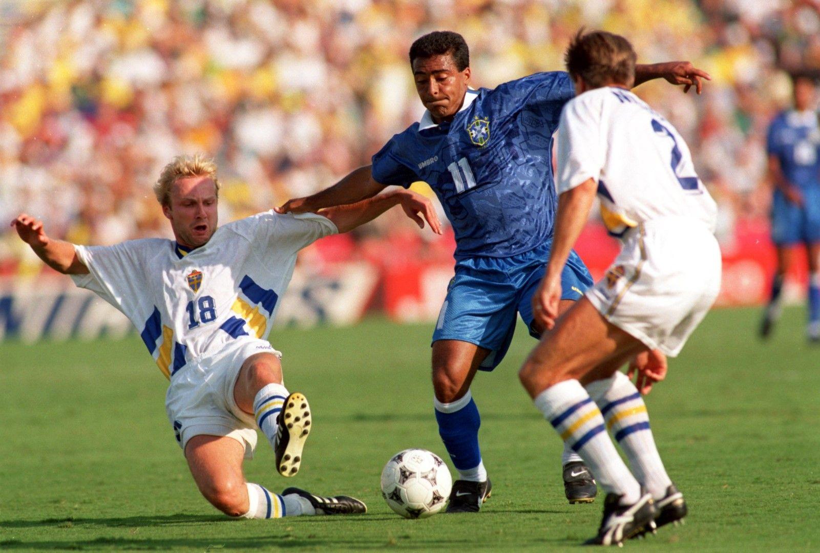 Ромарио срещу шведите, САЩ 94.