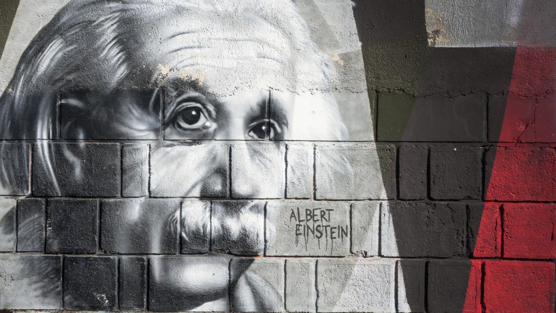 """Дневниците на Алберт Айнщайн разкрили """"шокиращия"""" му расизъм"""