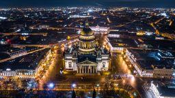 Санкт Петербург - златната перла на Русия