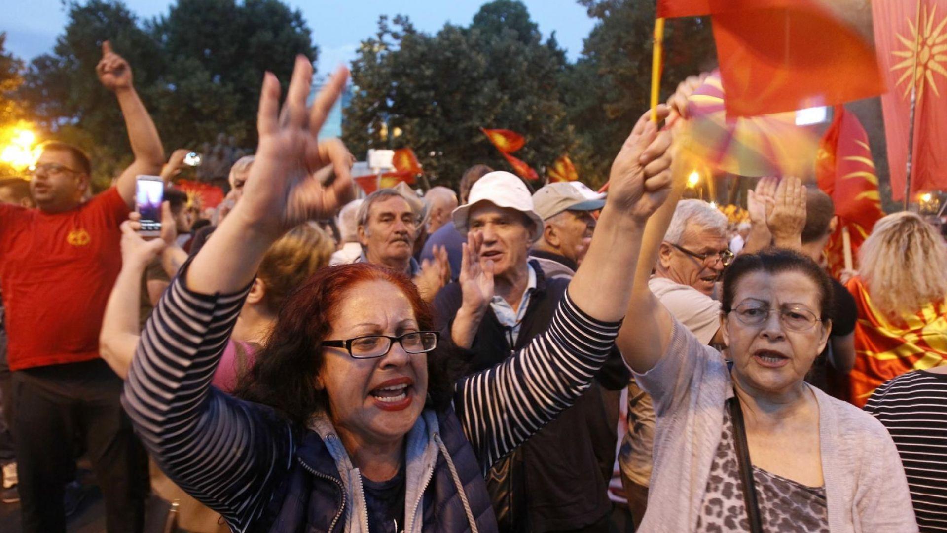Историк: Има съпротива срещу влизането на Македония в ЕС и НАТО