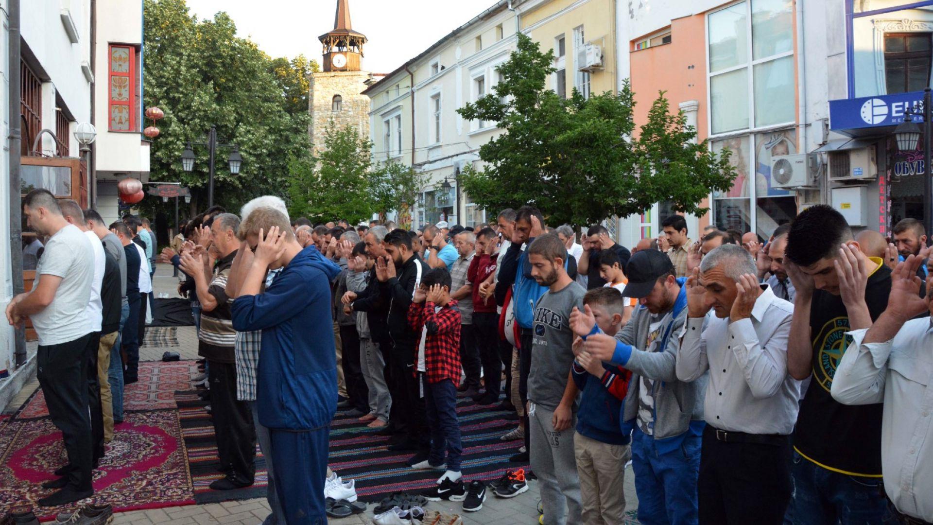 Президентът поздрави мюсюлманите за Рамазан Байрам