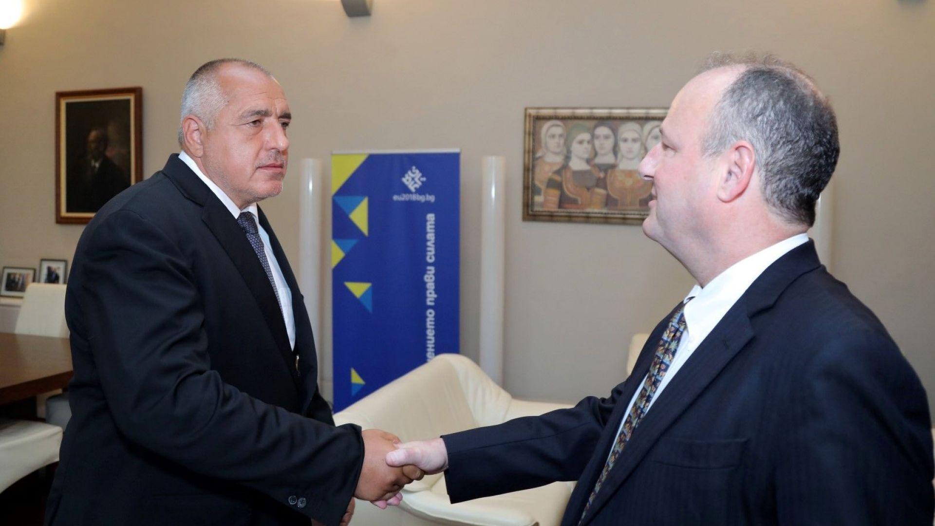 Ерик Рубин: България провежда балансирана политика на Балканите и в Европа