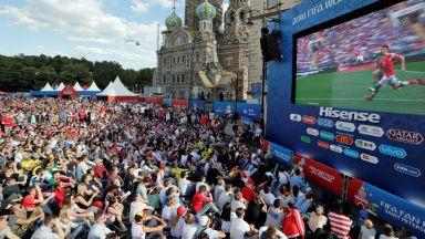 Световното първенство по футбол стимулира глобалните рекламни инвестиции
