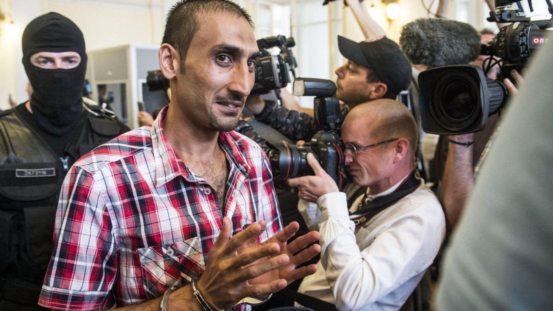 Шефът на трафикантите с камиона-ковчег прехвърлил над 1000 мигранти към Германия