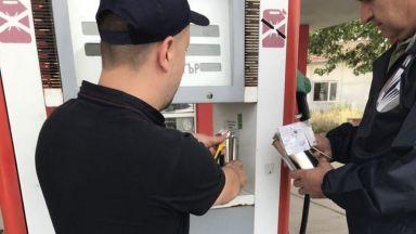 Запечатаха колонки в 4 бензиностнации в Пловдивско, иззеха над 12 000 л гориво