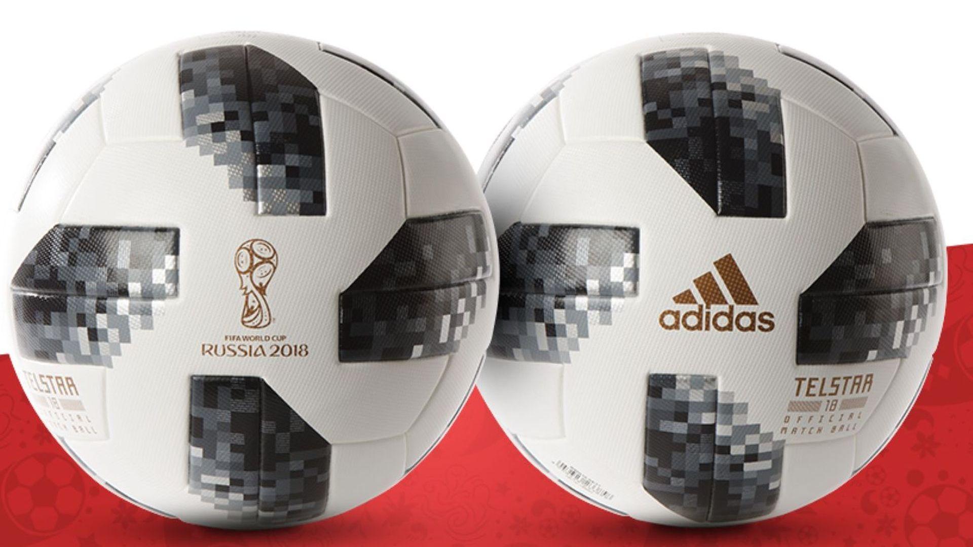 Запознайте се с Телстар 18 - топката на Световното първенство