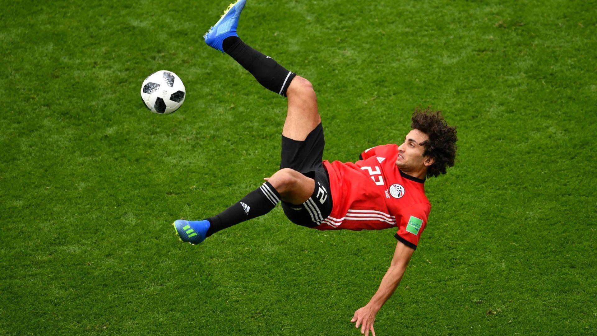 Египет - Уругвай 0:1 (виж статистиките)