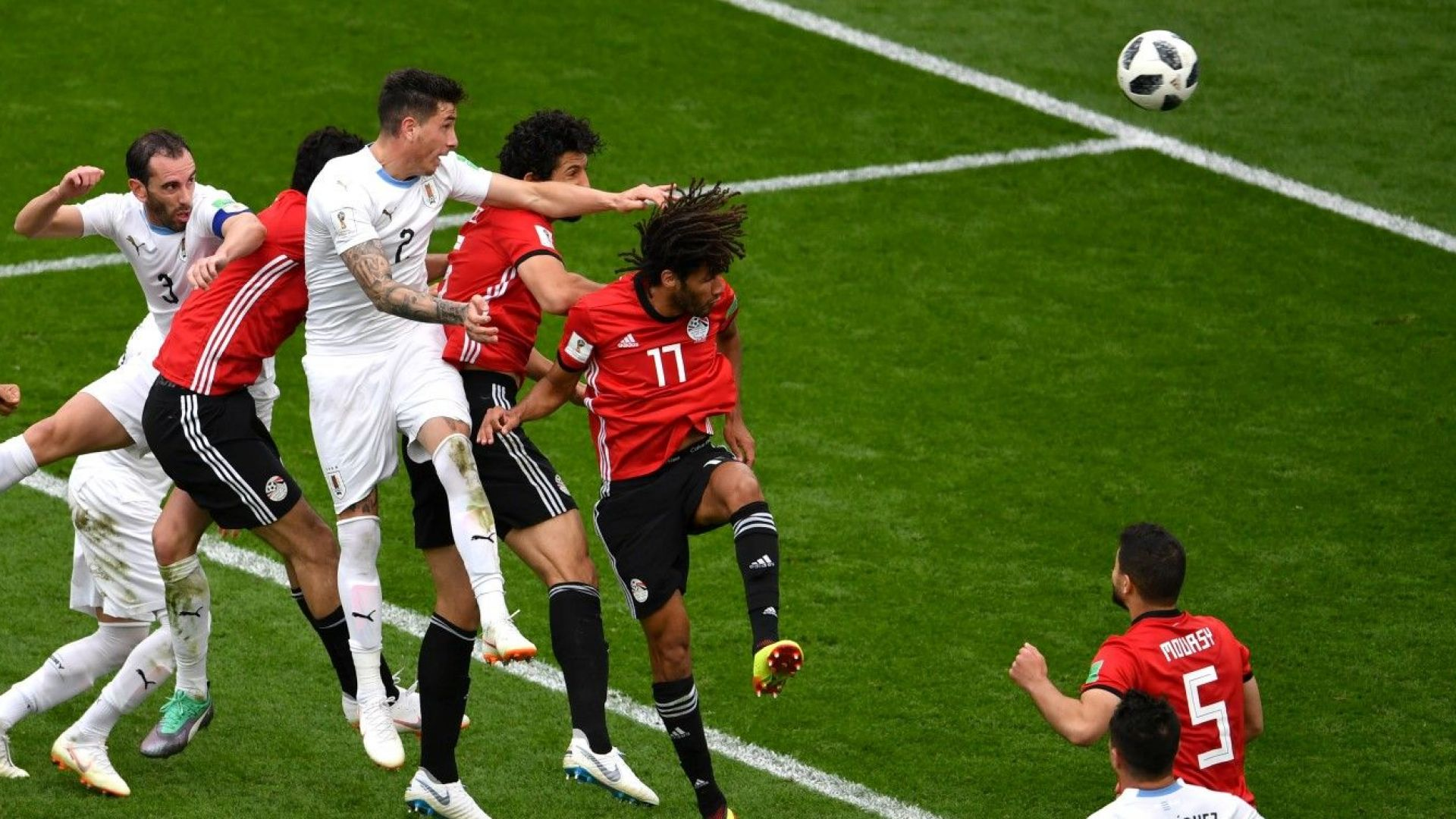Уругвай разплака Египет в последната минута