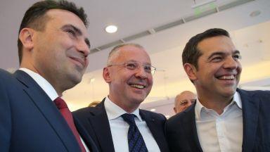 ПЕС призовава всички партии членки да подкрепят споразумението Ципрас-Заев