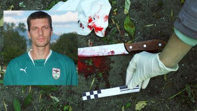 """Бивш футболист от """"А група"""" уби приятел и опита да се самоубие"""
