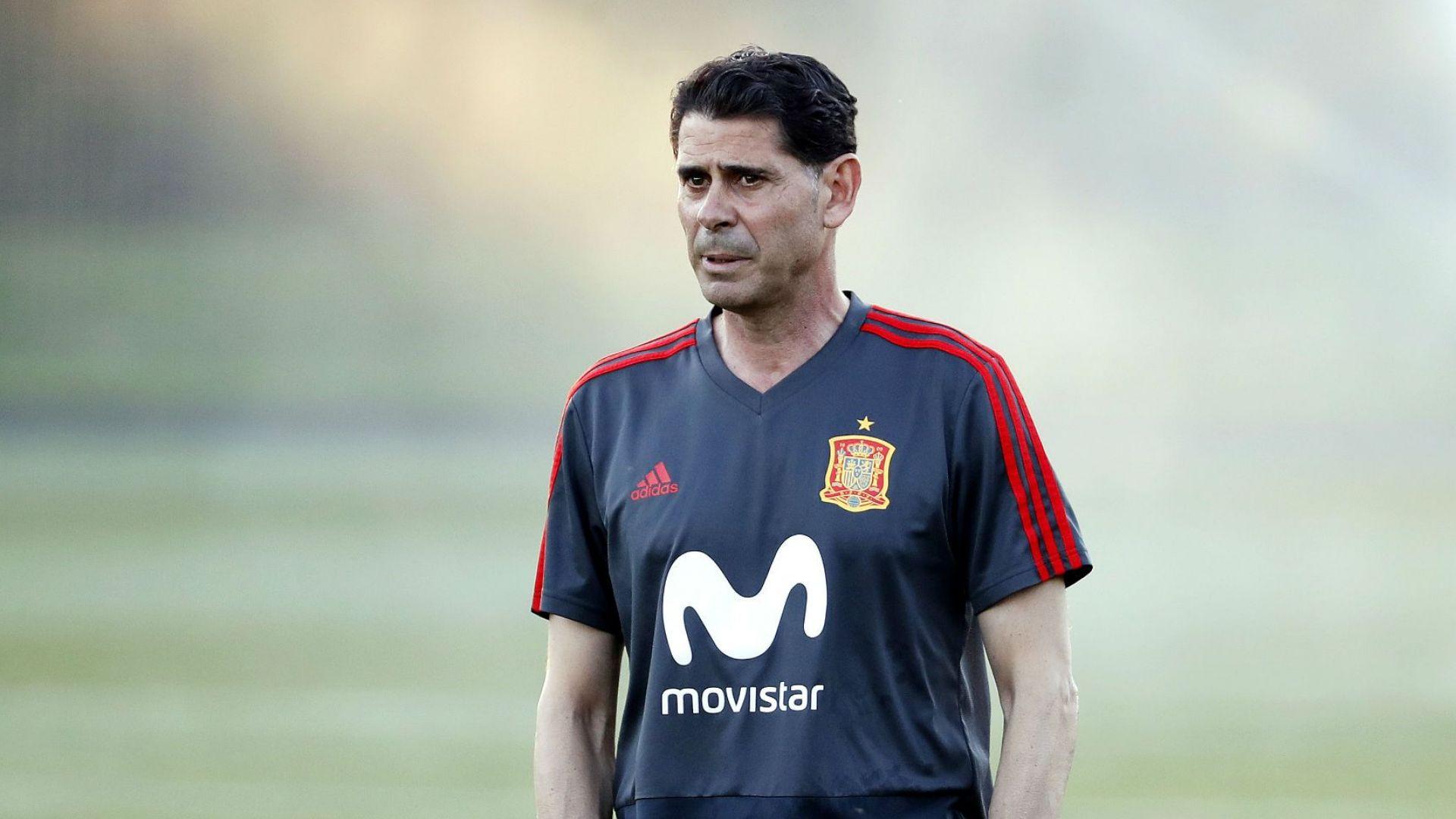 Йеро напусна испанската федерация, търси се селекционер