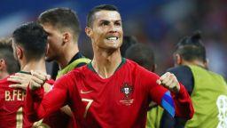 Португалия - Испания 3:3 (статистика)