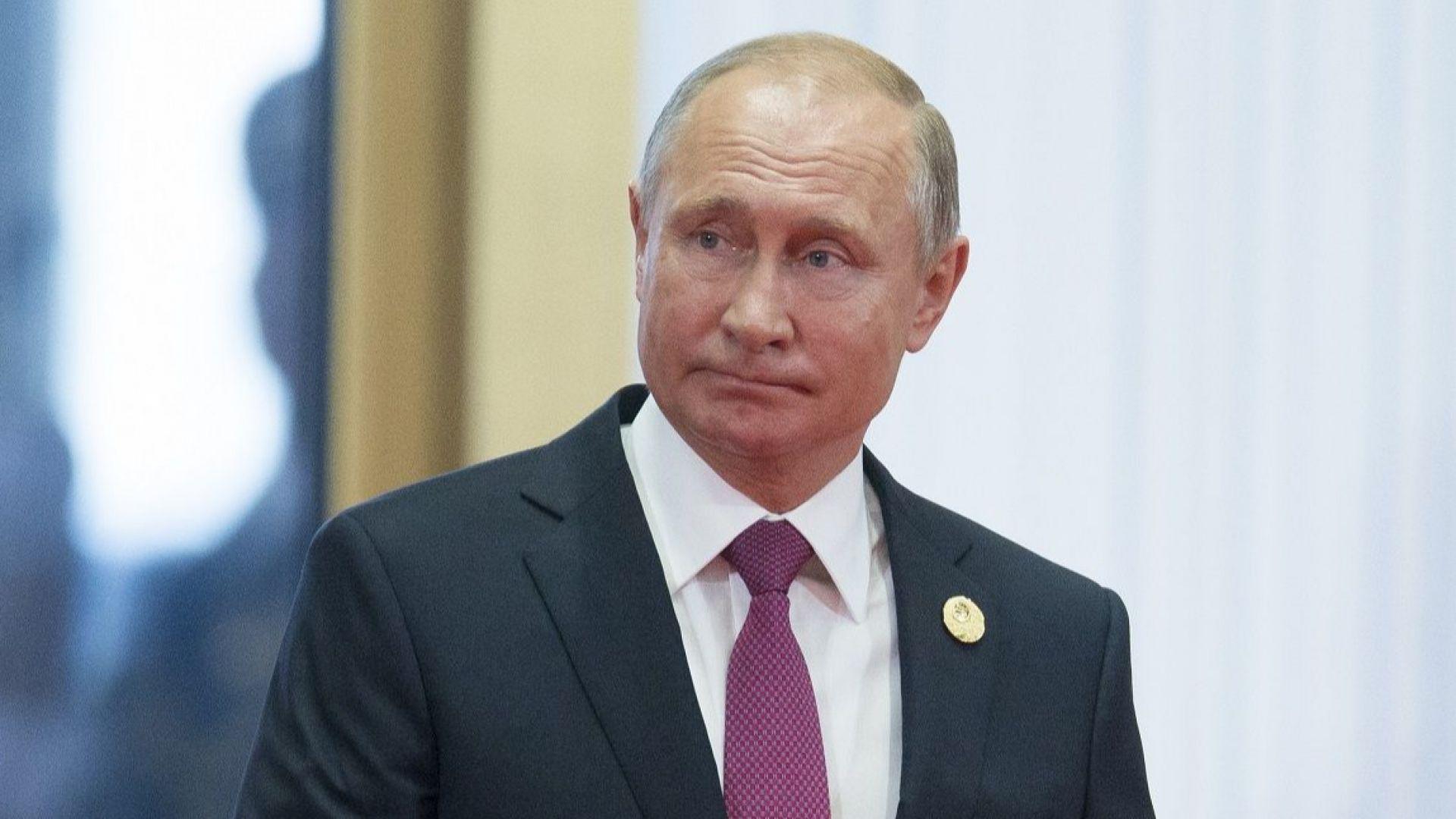 Путин уволни съветника си по интернет