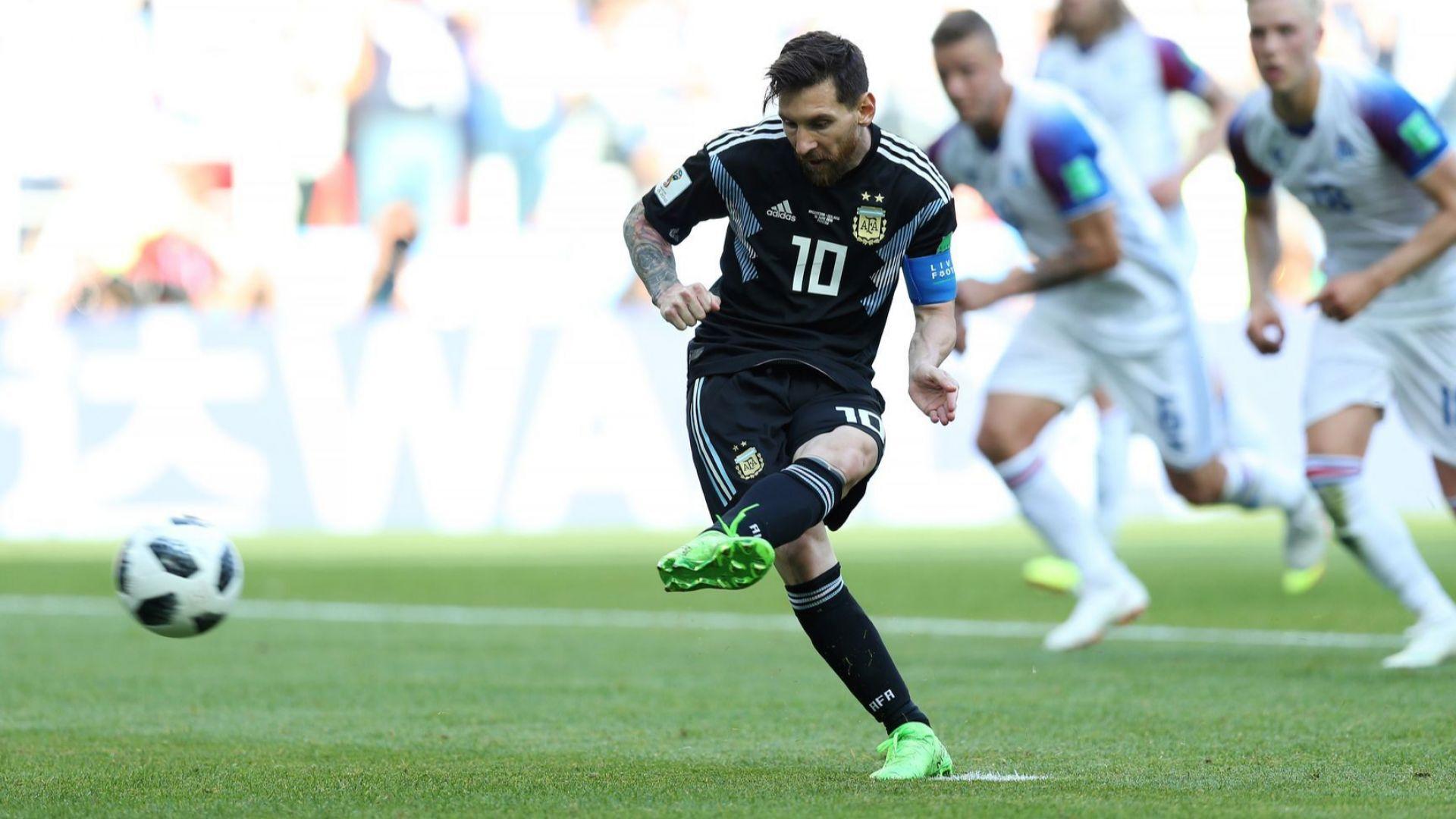 Меси стана грешник, Аржентина се провали