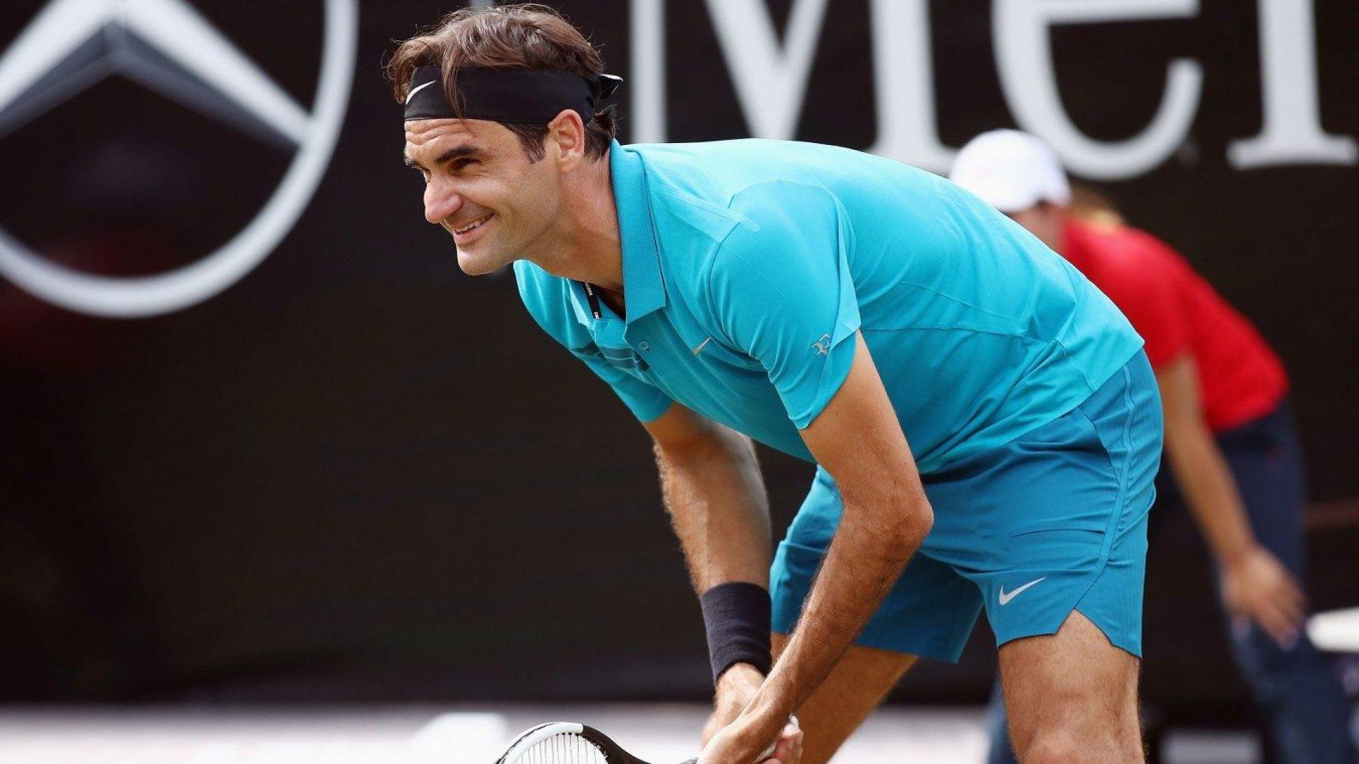 Федерер спечели люта битка с Кирьос и пак е №1