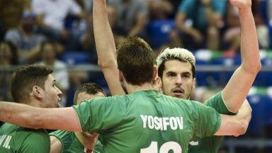 Страхотна победа за България във Варна