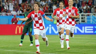 Класна Хърватия изнесе урок по ефективност и стартира с победа