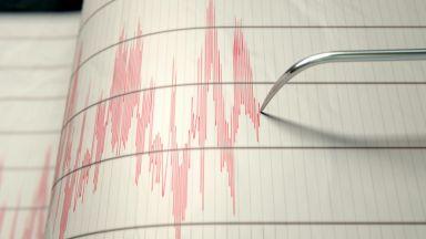 Земетресение от 3.2 по Рихтер е усетено в Димитровград и Хасково