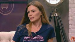 Съпругата на Томислав Дончев Светлана: Не съм расист