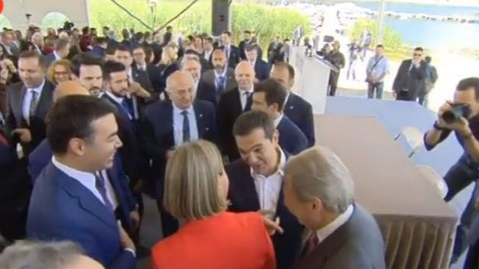 Споразумението между Гърция и Северна Македония бе подписано