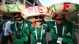 Глобиха Мексико с 10 000 долара заради любимото скандиране на феновете