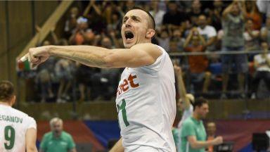 Героична победа за България над олимпийския шампион
