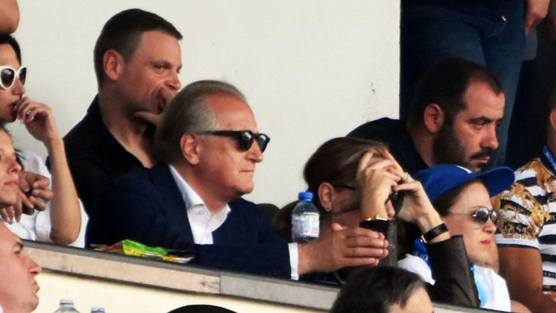 """Спас Русев: Целта пред """"Левски"""" е групите на Лига Европа"""
