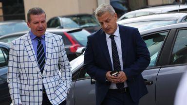Съдът заседава по дело срещу бившия здравен министър Петър Москов (снимки)