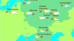 Световното по футбол днес: най-комфортно във Волгоград
