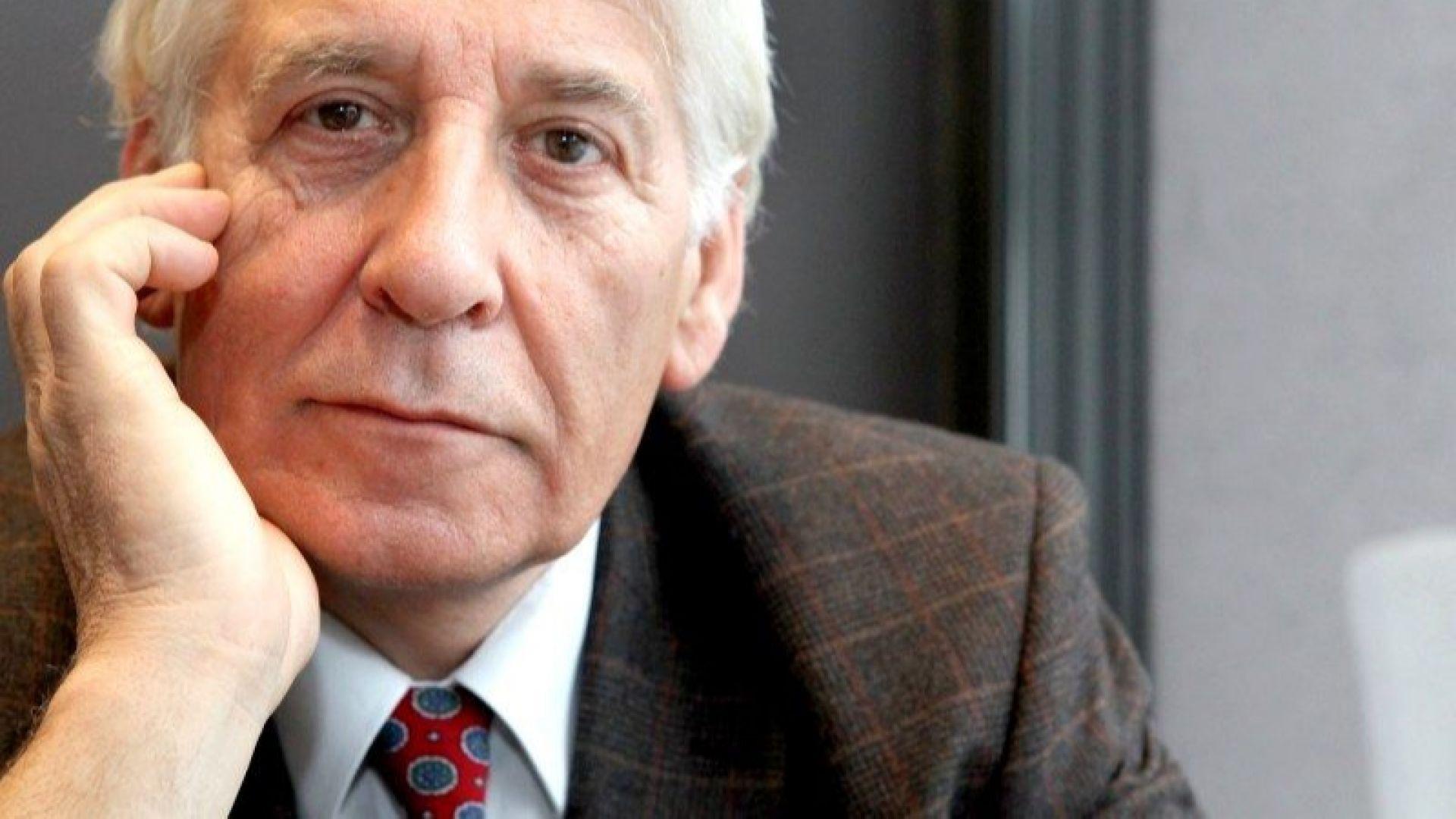 Проф. Димитър Йончев: Сигурността няма място в дневния ред на политическото противоборство