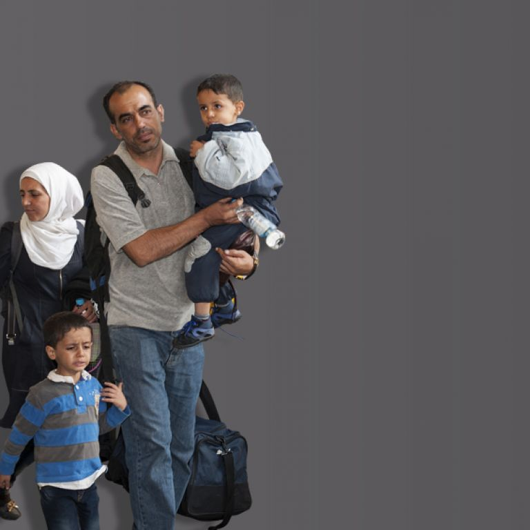 Бежанците