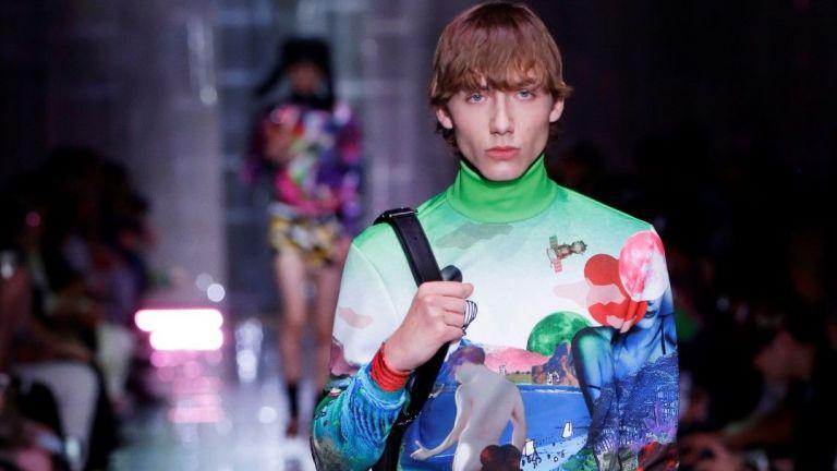 """""""Прада"""" представи мъжката колекция с къси панталонки в Милано"""