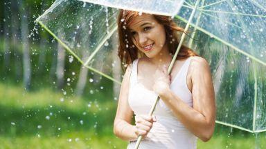 Раждането на летния дъжд (снимки)