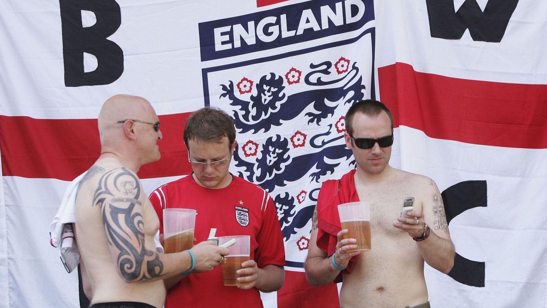 23 милиона британски хладилника ще се отворят по време на Англия - Тунис