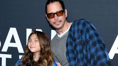 Дъщерята на Крис Корнел: Ти беше най-добрият татко