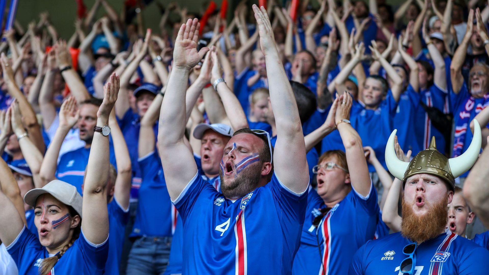99.6 процента от исландците гледали подвига на своите срещу Аржентина