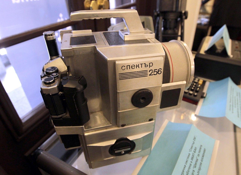 """Сред експонатите са и оригинални апарати, с които космонавтите са провеждали научни експерименти на борда на орбиталната станция """"Мир"""""""