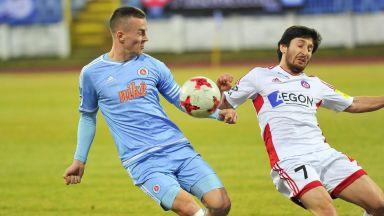 ЦСКА взима сърбин, който играе за Словакия