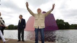 """В. """"Вашингтон пост"""": Инсталациите на Кристо разшириха разбирането за съвременното изкуство"""