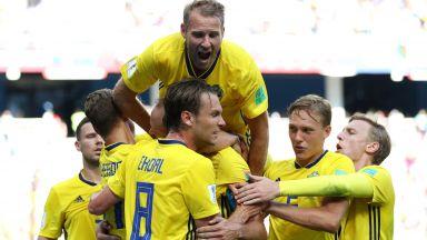 Нова справедлива намеса на видеото донесе победа на Швеция