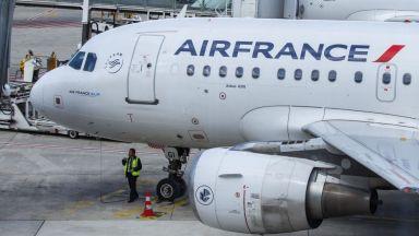 Франция начело по спрени полети, втора е Гърция