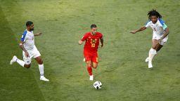 Белгия - Панама 3:0 (статистика)